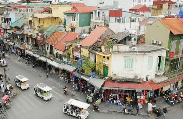 Cư dân phố cổ tìm chốn an cư mới tại những khu vực kế cận