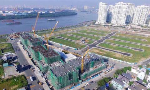 Nguồn cung căn hộ TPHCM tăng trở lại