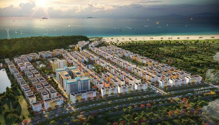 Sun Grand City New An Thoi được quy hoạch đồng bộ với hệ thống tiện ích đa chức năng