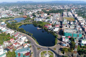 Lâm Đồng: Thi tuyển ý tưởng quy hoạch chung xây dựng TP. Bảo Lộc và vùng phụ cận