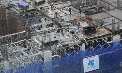 Tường bê tông liền khối – Giải pháp tiến tiến cho các dự án bất động sản