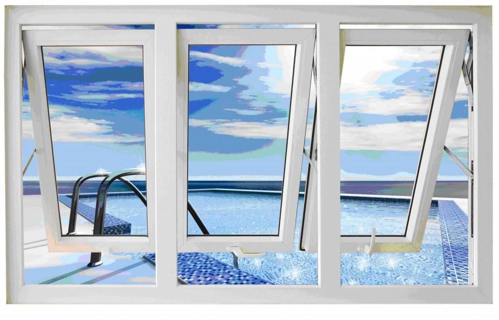 Thanh chống gió cửa sổ