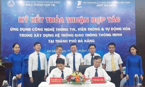VNPT xây dựng hệ thống giao thông thông minh tại TP Đà Nẵng
