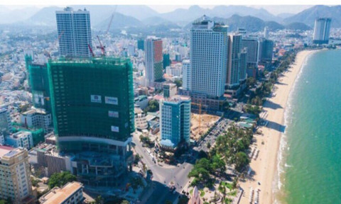 Khánh Hoà nửa năm không có dự án condotel mới
