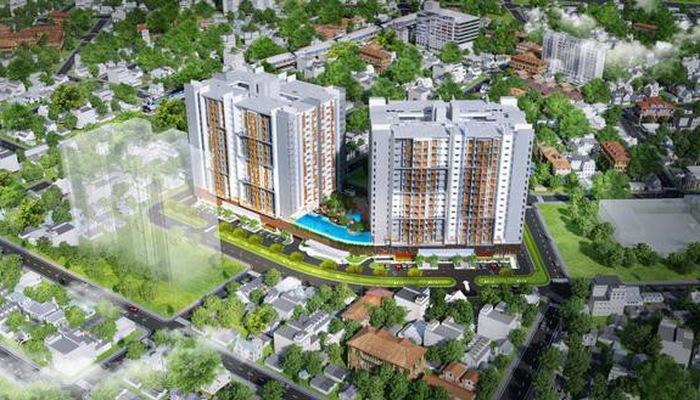 Topaz Twins - dự án căn hộ cao cấp đủ tiêu chuẩn cho các chuyên gia nước ngoài thuê