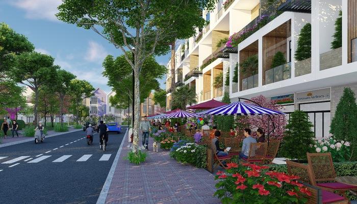 Bảo Lộc Golden City là dự án đất ở đô thị có giá mềm (dao động từ 9,1triệu đồng/m2) so với mặt bằng chung của thành Phố