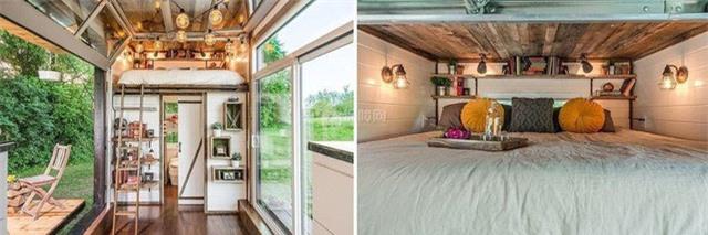 Với những người đang sở hữu một không gian phòng ngủ nhỏ và hẹp thì nên cân nhắc việc sử dụng các kệ lưu trữ thật thông minh vì chúng là những món đồ không thể thiếu của những ngôi nhà chật.