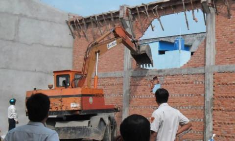 Phân cấp nhiệm xử lý vi phạm hành chính về trật tự xây dựng