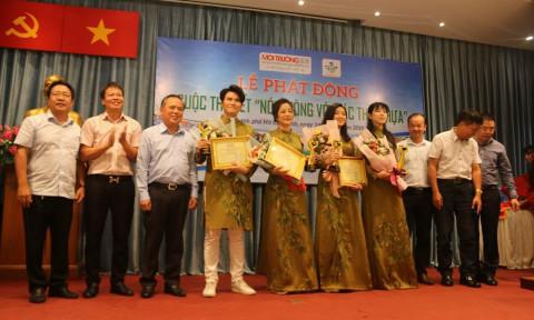 Danh hài Thúy Nga, hoa hậu Hà Kiều Anh làm đại sứ cho cuộc thi viết 'Nói không với rác thải nhựa'