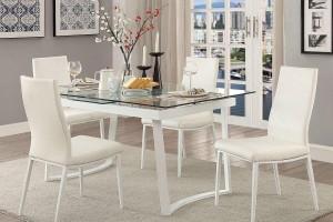 Tuyển tập những mẫu bàn ăn gấp gọn thông minh