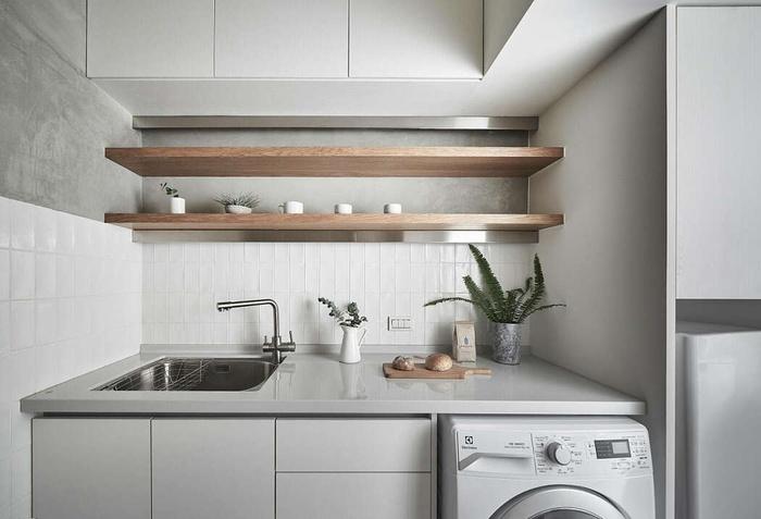 Không gian bếp sạch sẽ, thân thiện là ước mơ của bất cứ bà nội trợ nào.