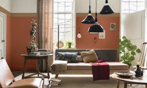 Gợi ý dùng màu nội thất trong phong cách Kiến trúc hiện đại