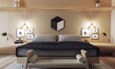 Mẫu phòng ngủ đẹp phù hợp mọi xu hướng thiết kế