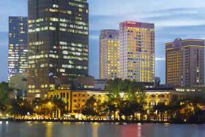 Sheraton Saigon Hotel & Towers Thiết Kế Phòng Mang Đậm Văn Hóa Dân Tộc