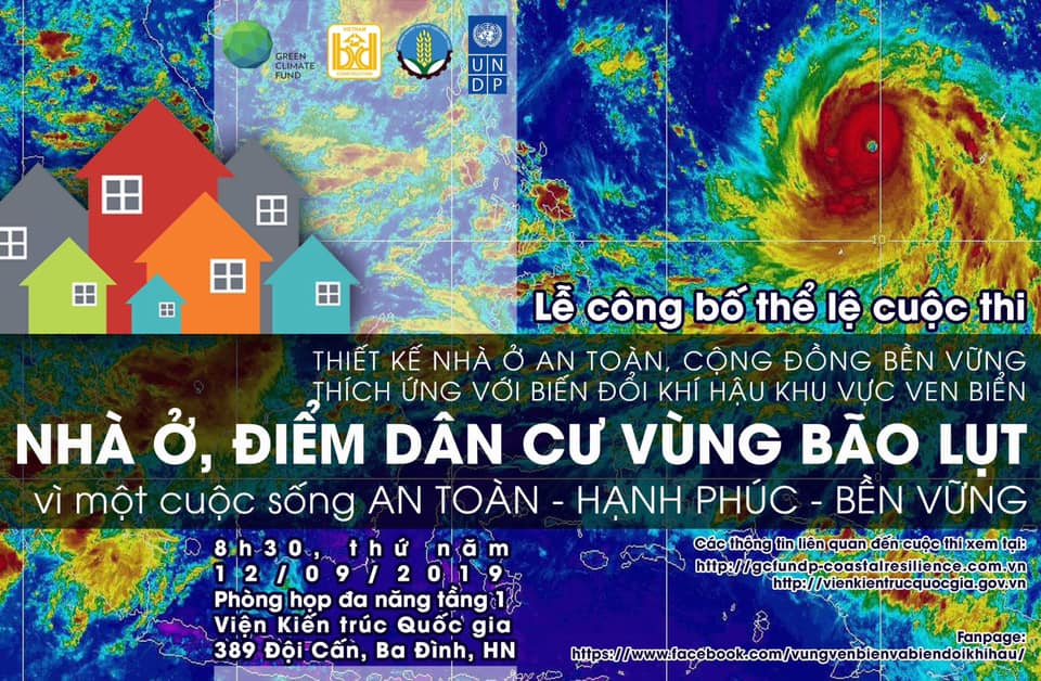 Poster cuộc thi