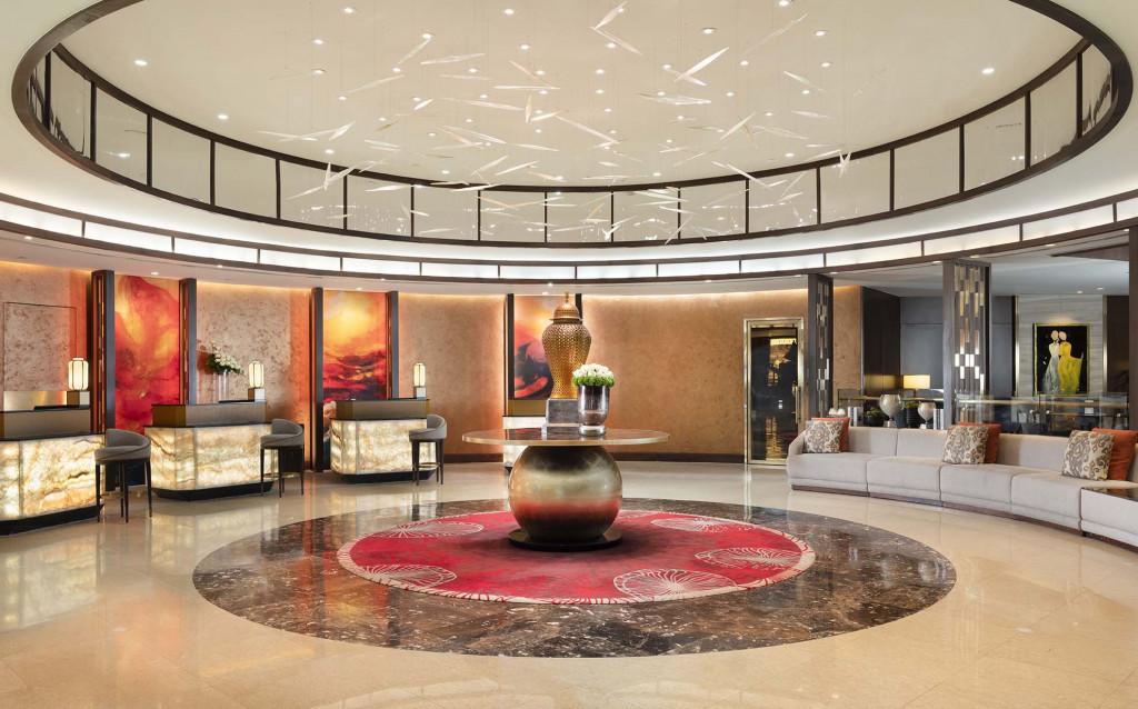 Sheraton Saigon Hotel & Towers là điểm hẹn lý tưởng giữa lòng quận 1 cho cả khách du lịch và cư dân địa phương