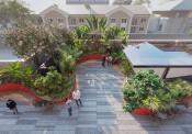 """""""Vườn Việt"""" trong thiết kế cảnh quan của Lim Tower 3"""