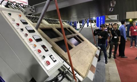 Triển lãm quốc tế công nghiệp chế biến gỗ lần thứ 13