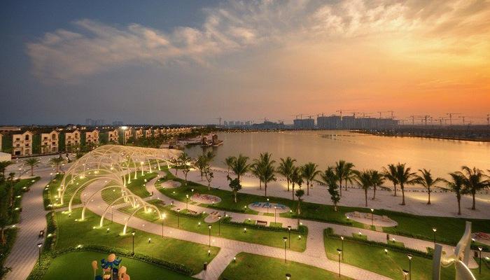 """Thành phố biển hồ Vinhomes Ocean Park đang là """"điểm nóng"""" đầu tư trên thị trường địa ốc thủ đô hiện nay"""