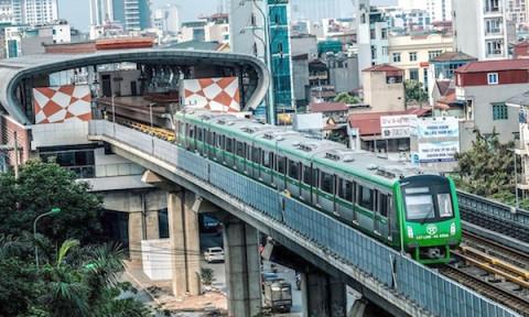 """Bộ GTVT ra """"tối hậu thư"""" yêu cầu tổng thầu cam kết mốc vận hành đường sắt Cát Linh-Hà Đông"""