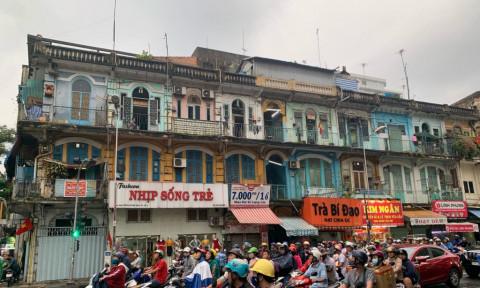 TPHCM di dời khẩn cấp 32 hộ dân chung cư số 440 Trần Hưng Đạo, Quận 5