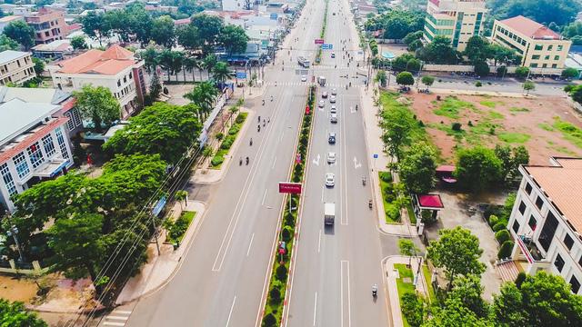 Nhiều doanh nghiệp địa ốc lẫn NĐT về Bình Phước đón sóng hạ tầng