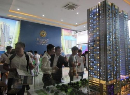 Do ít dự án chung cư mới được mở bán, nhà đầu tư khó tìm được căn hộ ưng ý và hợp túi tiền