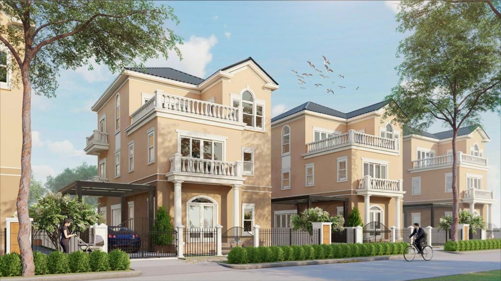 The Grand Villas mang đến dấu ấn cá nhân cho chủ sở hữu với 10 mẫu kiến trúc hoàn toàn khác biệt