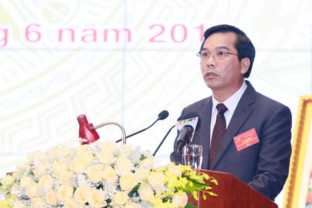 Chủ tịch Ủy ban MTTQ Việt Nam TP Hải Phòng Cao Xuân Liên
