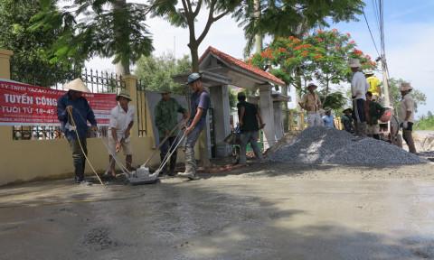 Tạo cơ chế khác biệt xây dựng nông thôn mới