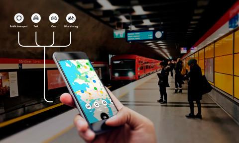 Thành phố thông minh – Di chuyển thông minh