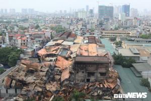 Đất vàng Rạng Đông xin chuyển đổi mục đích làm chung cư cao tầng?