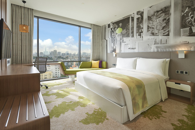 Đến năm 2020 thành phố sẽ đón khoảng 10 triệu khách và cần có 10.000 phòng khách sạn cao cấp mới có thể đáp ứng được nhu cầu lưu trú cho du khách