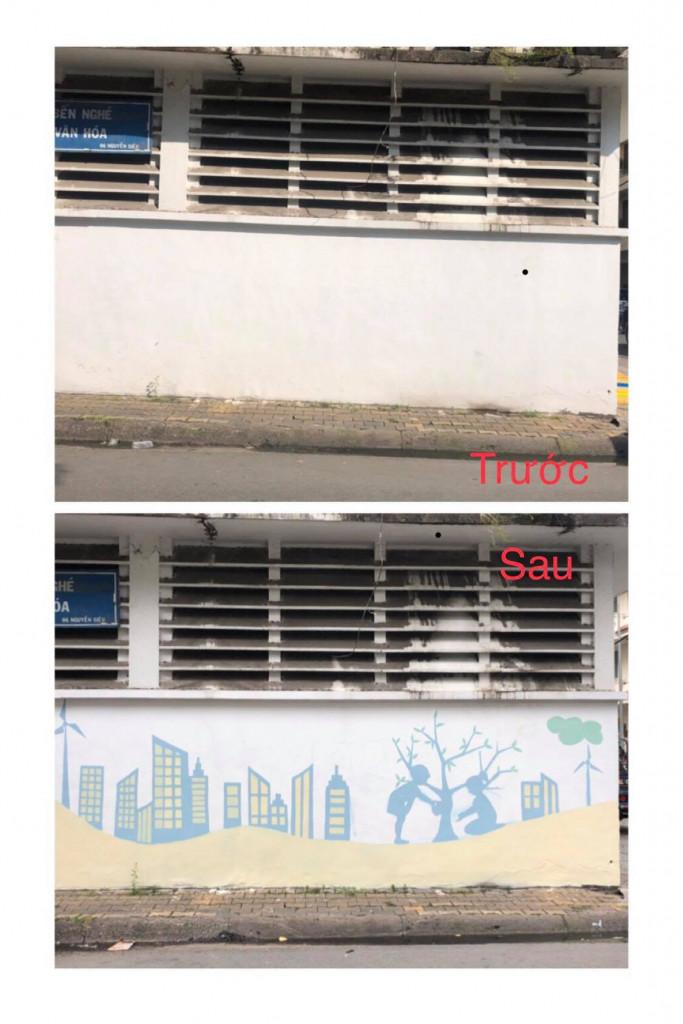 Công trình chung cư số 6 Nguyễn Siêu (Q1)