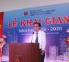 Trường Đại học Kiến trúc TP. Hồ Chí Minh khai giảng năm học mới 2019-2020