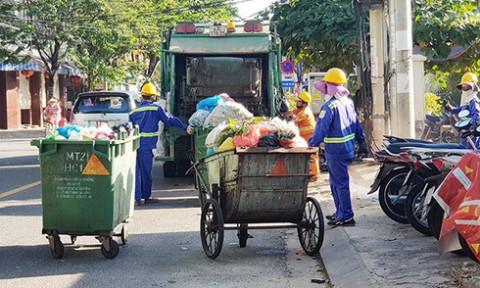 Đà Nẵng yêu cầu đẩy mạnh xã hội hóa dịch vụ thu gom, xử lý rác thải