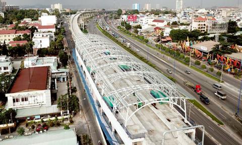 Lại lùi ngày vận hành tuyến metro số 1 của TPHCM
