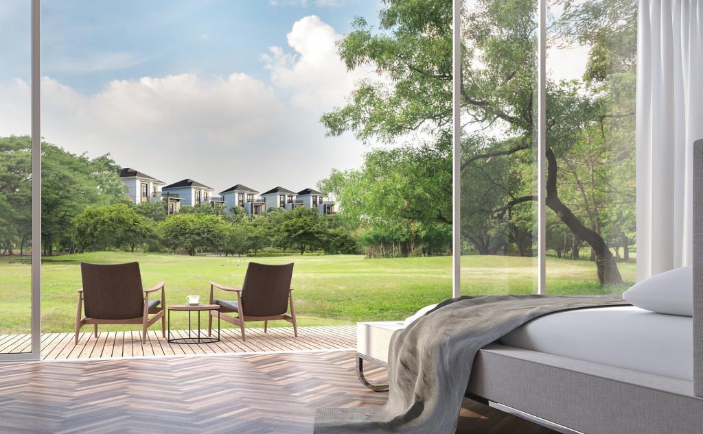 Sở hữu The Grand Villas, chủ nhân căn biệt thự được hưởng trọn vẹn không gian sinh thái tuyệt vời