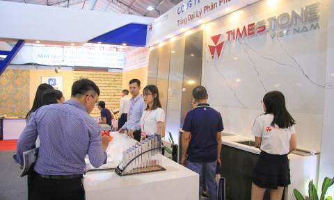 Timestone Việt Nam tham gia Triển lãm Quốc tế Vietbuild Hà Nội 2019