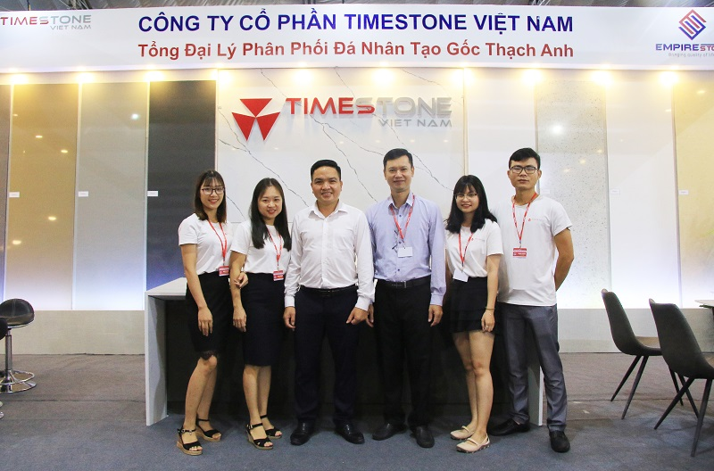 Timestone Việt Nam tham gia Triển lãm Quốc tế Vietbuild Hà Nội 2019 lần 2