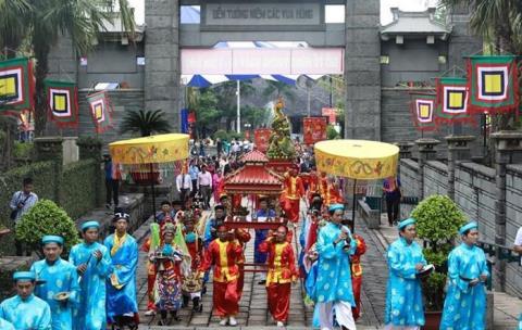 Công viên Lịch sử Văn hóa Dân tộc tại quận 9.