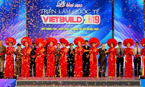 Khai mạc triển lãm Quốc tế Vietbuild TPHCM 2019 lần 3