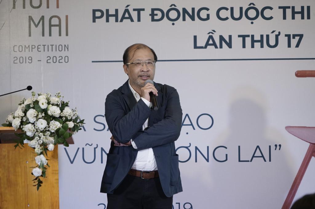 Ông Nguyễn Chánh Phương -Phó chủ tịch kiêm TTK HAWA phát biểu khai mạc