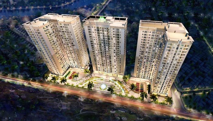 Dự án Xuân Mai Tower Thanh Hóa cất nóc tháng 6/2019, bảo đảm cam kết bàn giao nhà đúng hạn cho khách hàng