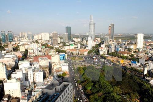 Trong 3 tháng cuối năm, UBND TP Hồ Chí Minh sẽ tổ chức lại lực lượng Thanh tra xây dựng, chấn chỉnh, khắc phục những yếu kém trong công tác quản lý Nhà nước về trật tự xây dựng trên địa bàn. Ảnh minh họa: TTXVN