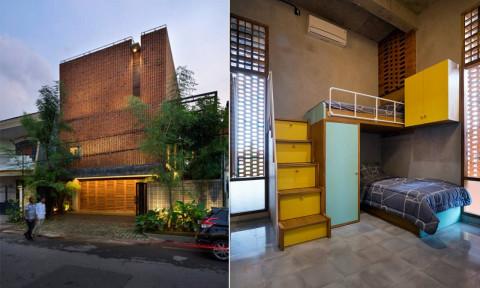 Omah Boto House – Ngôi nhà gạch đỏ mang trong mình linh hồn của Indonesia