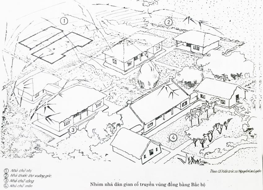 """Bên ngoài các phòng vẽ trường Mỹ Thuật Đông Dương : các cửa sổ trên cao lấy ánh sáng vào các phòng học , ngôi trường đào tạo các KTS Việt nam khởi xướng xây dựng """" Nhà Ánh Sáng """" cho người Việt"""