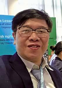 TS. Nguyễn Quang - Giám đốc UN - Habitat Việt Nam