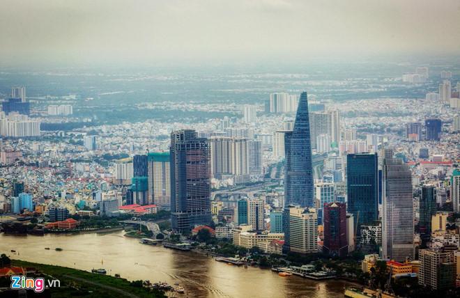 Vốn ngoại rót vào lĩnh vực bất động sản đã đạt gần 3 tỷ USD. Ảnh: Lê Quân