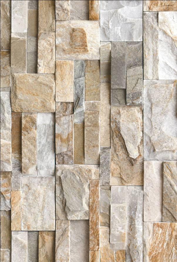 Gạch giả đá có trọng lượng nhỏ, tiện lợi cho việc vận chuyển, lắp đặt